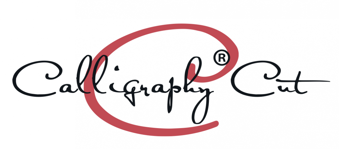 Calligraphy Cut - LESSING.friseure